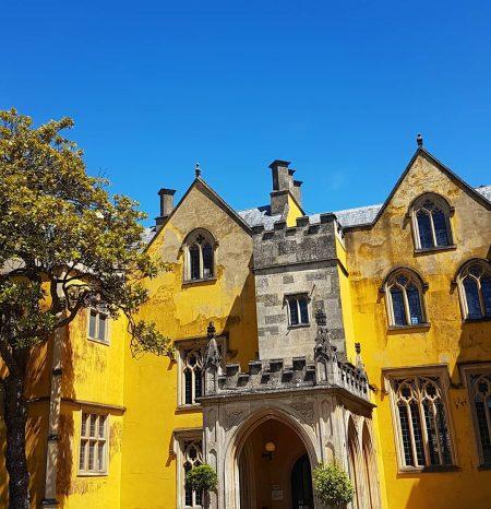 The Arts Mansion at Ashton Court
